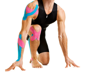 Kinesiotape-athlete