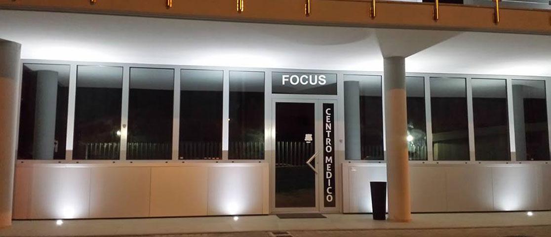 Centro Medico Focus Esterno